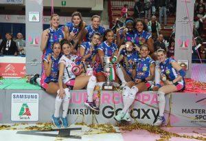 Igor Volley Novara – Imoco Conegliano Super Coppa Italiana