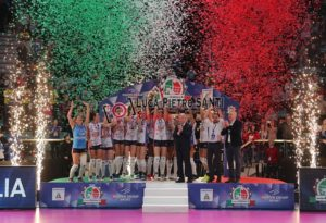 Igor Volley Novara – Imoco Conegliano Finale Coppa italia